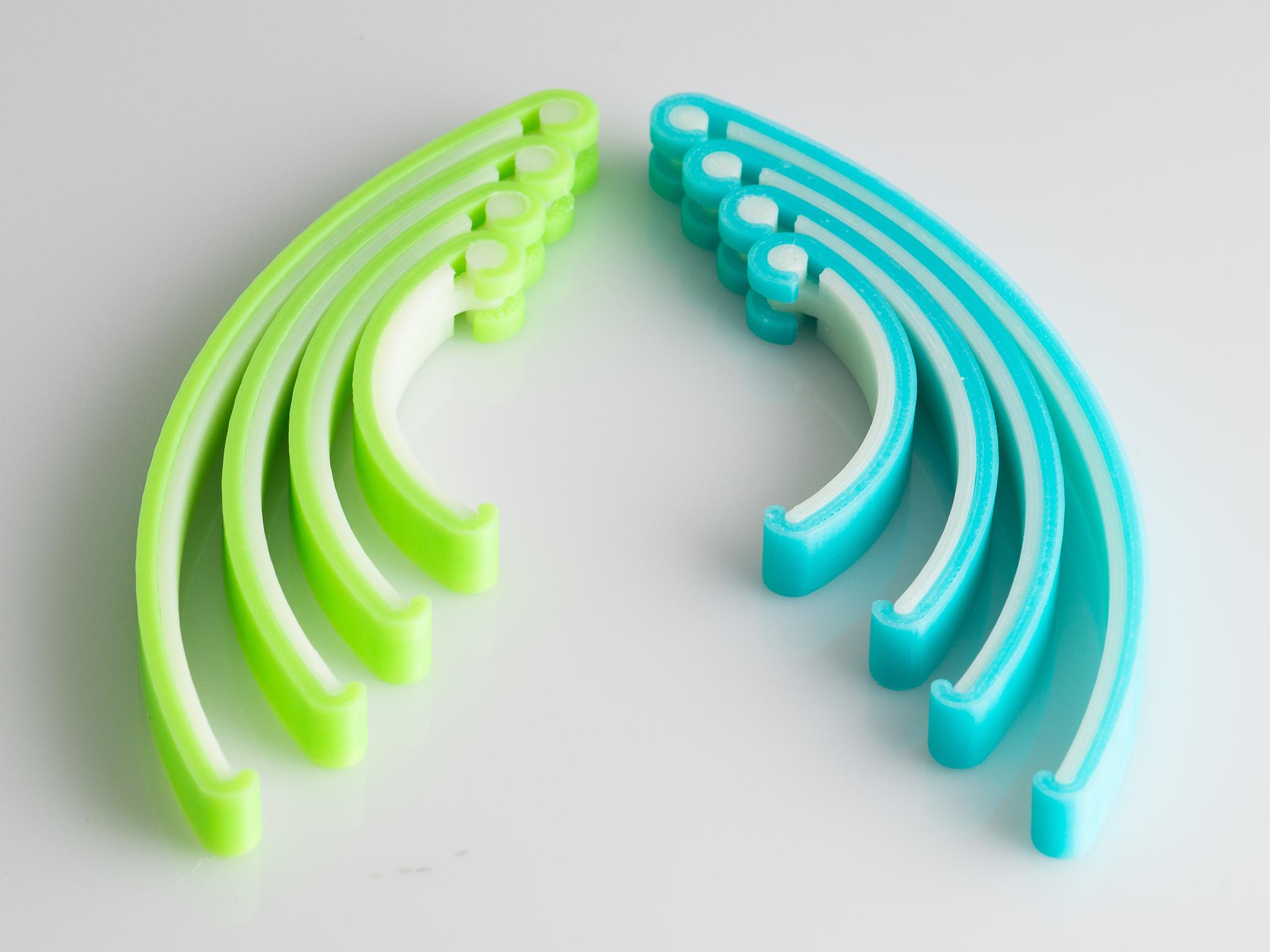 IMGP0929.jpg Download free SCAD file Customizable Bag Clip • 3D printable design, WalterHsiao