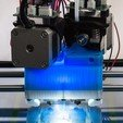 Download free 3D printing templates Jellyfish Mount (RigidBot Dual E3Dv6), WalterHsiao