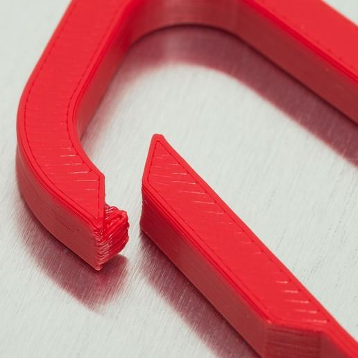 IMGP2057.jpg Télécharger fichier STL gratuit Mousqueton symétrique • Objet à imprimer en 3D, WalterHsiao