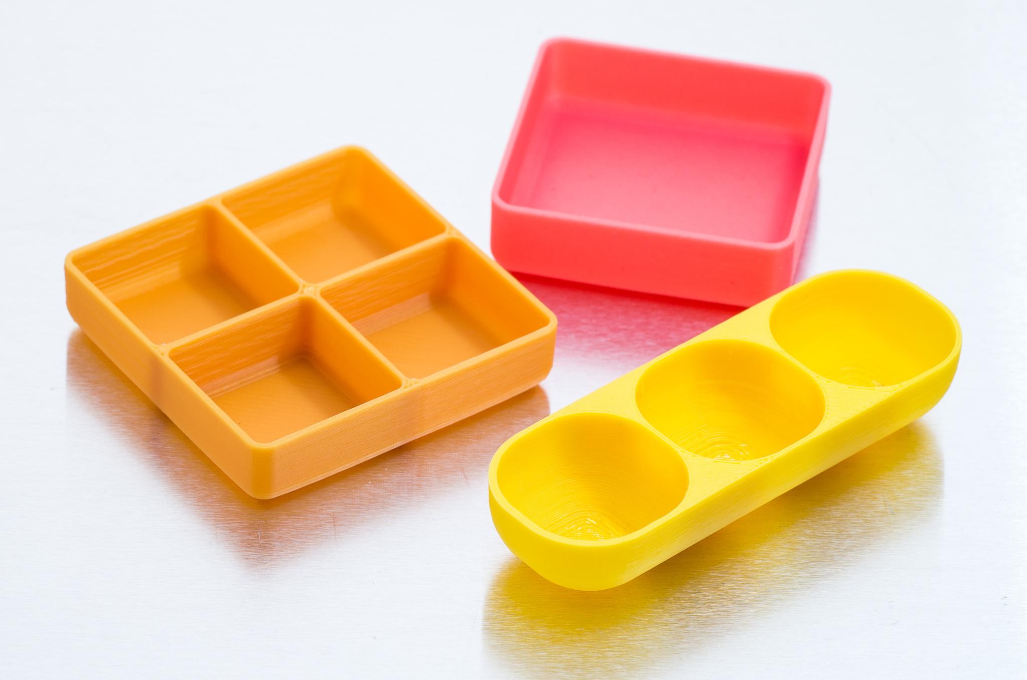 IMGP0495.jpg Download free SCAD file Customizable Square Trays • 3D printer design, WalterHsiao