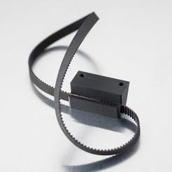 Imprimir en 3D gratis Conector de cinturón Moebius GT2, WalterHsiao