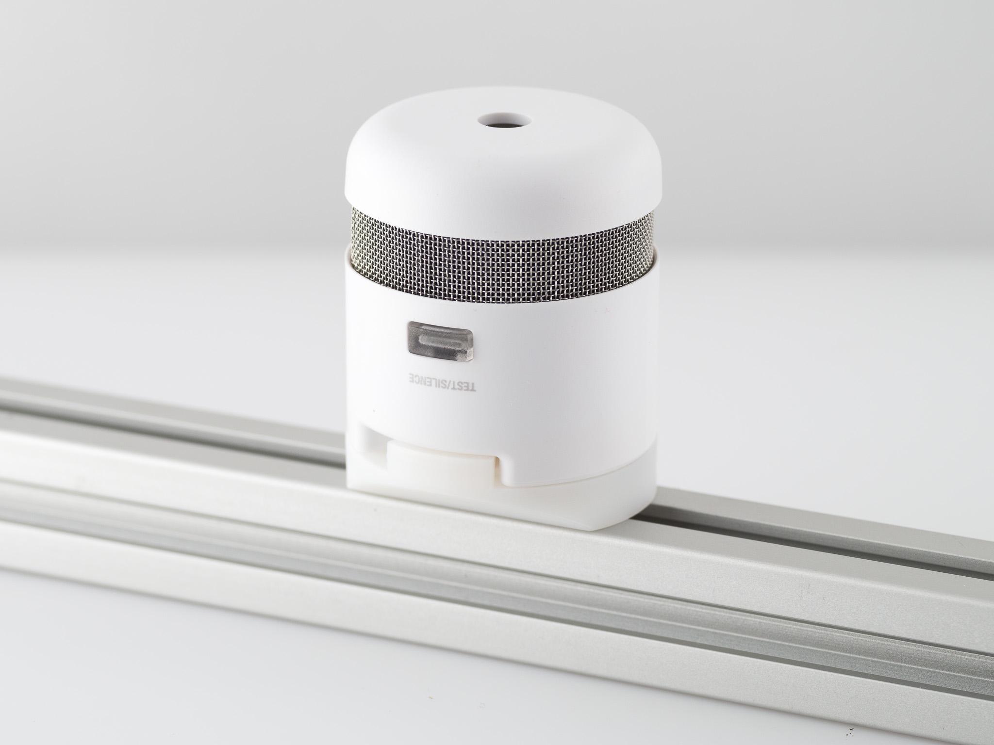 IMGP2919.jpg Télécharger fichier STL gratuit Plaques de montage pour détecteurs de fumée • Design imprimable en 3D, WalterHsiao