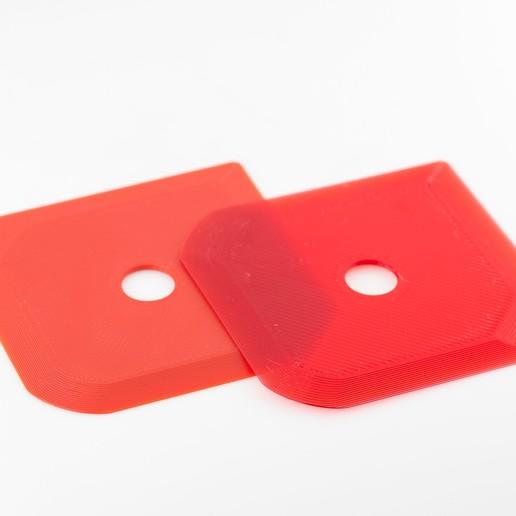 Download free 3D printer model Plastic Scraper, WalterHsiao