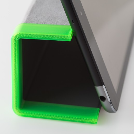 Download free 3D print files Smart Cover Support (for Ipad Mini), WalterHsiao