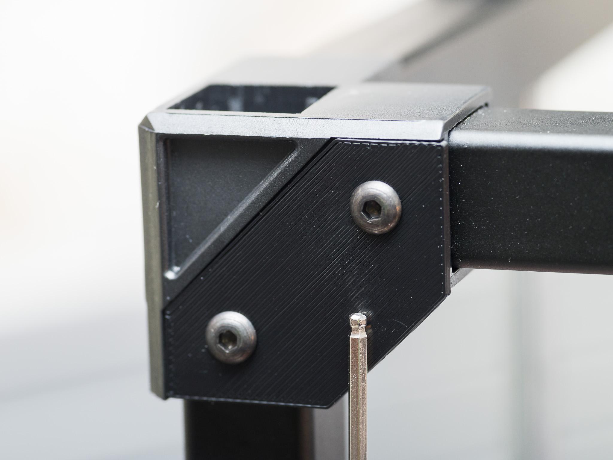 IMGP0226.jpg Télécharger fichier STL gratuit Plaques de recouvrement de joint articulé (RigidBot) • Design pour imprimante 3D, WalterHsiao