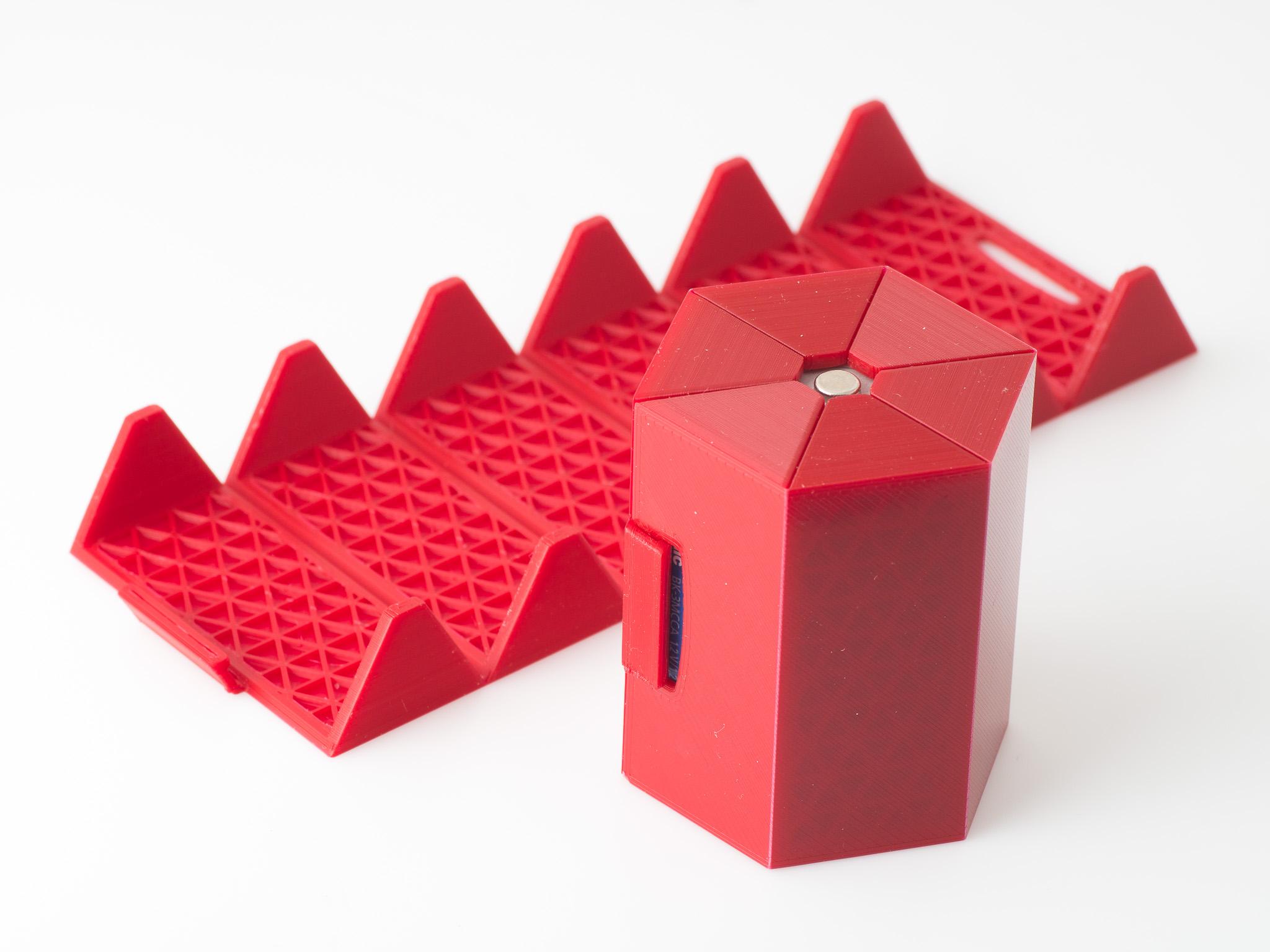IMGP5650.jpg Download free STL file Roll Case • 3D printer model, WalterHsiao