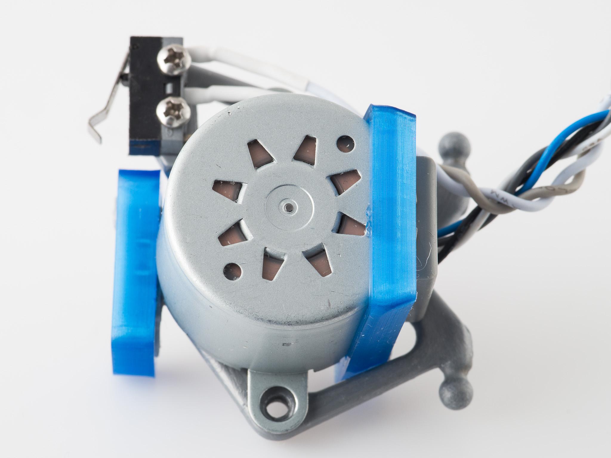 IMGP5279.jpg Download free STL file Tiko Motor Mount Tensioner Clips • 3D printable template, WalterHsiao