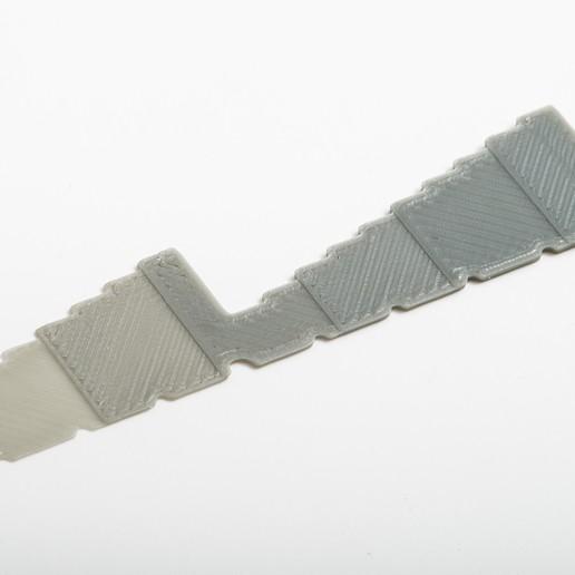 Download free 3D printer designs Horizontal Wall Test (Customizable), WalterHsiao
