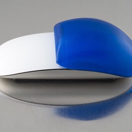 Télécharger objet 3D gratuit Bossu (pour Magic Mouse), WalterHsiao