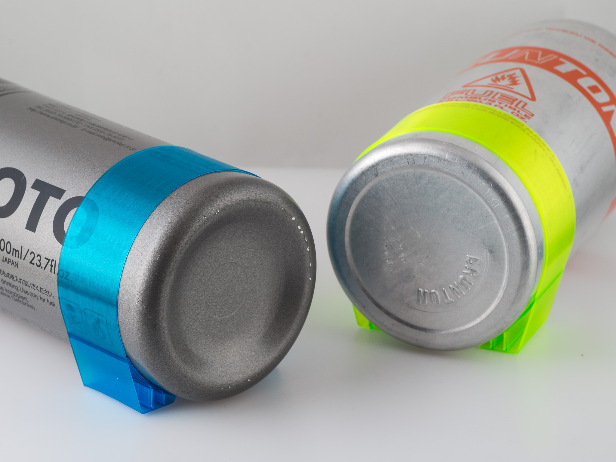 IMGP5609.jpg Download free STL file Liquid Fuel Bottle Feet • Template to 3D print, WalterHsiao