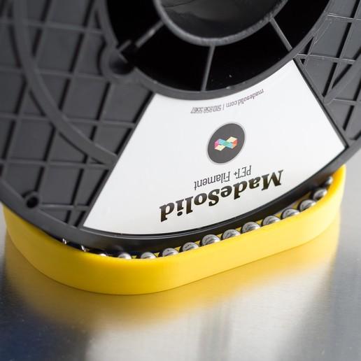 IMGP6679.jpg Download free STL file Filament Spool Holder • 3D printer template, WalterHsiao