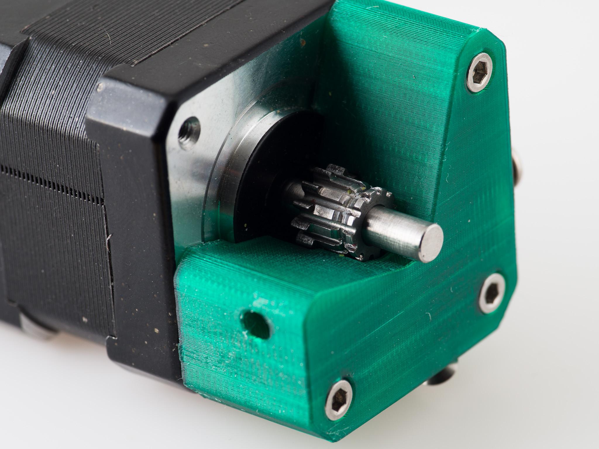 IMGP7144.jpg Télécharger fichier STL gratuit Gearstruder J7 - Extrudeuse à double entraînement • Design pour impression 3D, WalterHsiao