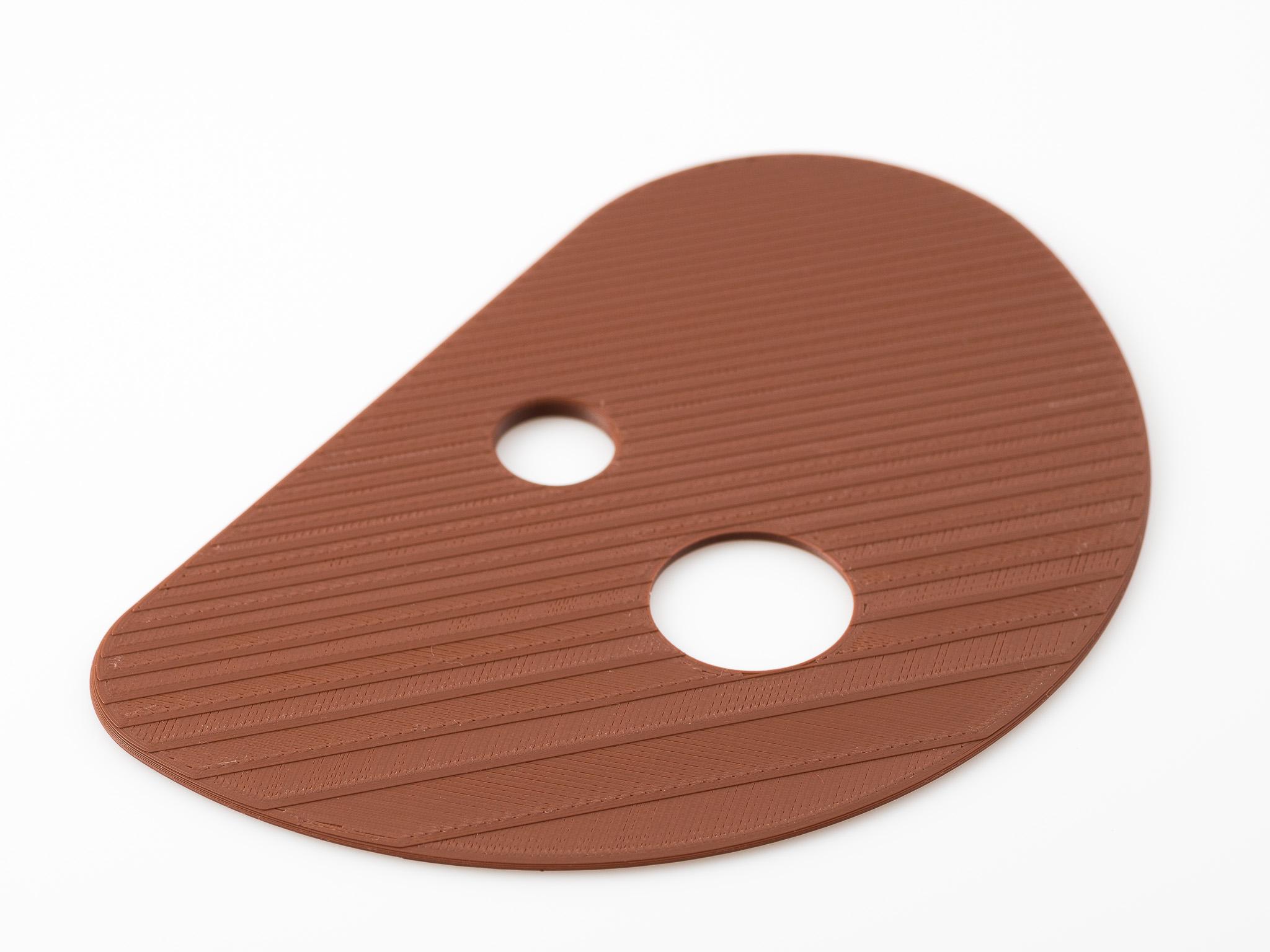 IMGP1031.jpg Download free STL file Round Scraper • 3D printing template, WalterHsiao