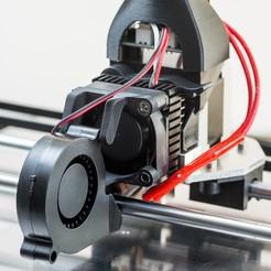 IMGP7105.jpg Télécharger fichier STL gratuit Montage sur ventilateur (RigidBot) • Objet pour imprimante 3D, WalterHsiao