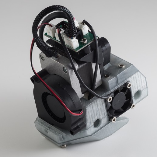 IMGP9635.jpg Télécharger fichier STL gratuit Monture basse pour grenouille poly (RigidBot E3D v6) • Design pour imprimante 3D, WalterHsiao