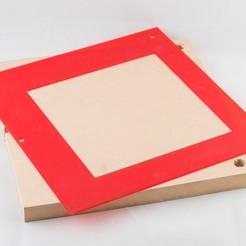 IMGP3930.jpg Télécharger fichier STL gratuit Gabarit de coupe en MDF[BoXZY] • Objet pour imprimante 3D, WalterHsiao