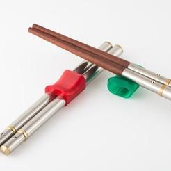 Download free 3D printer files Chopsticks Holder and Stand, WalterHsiao