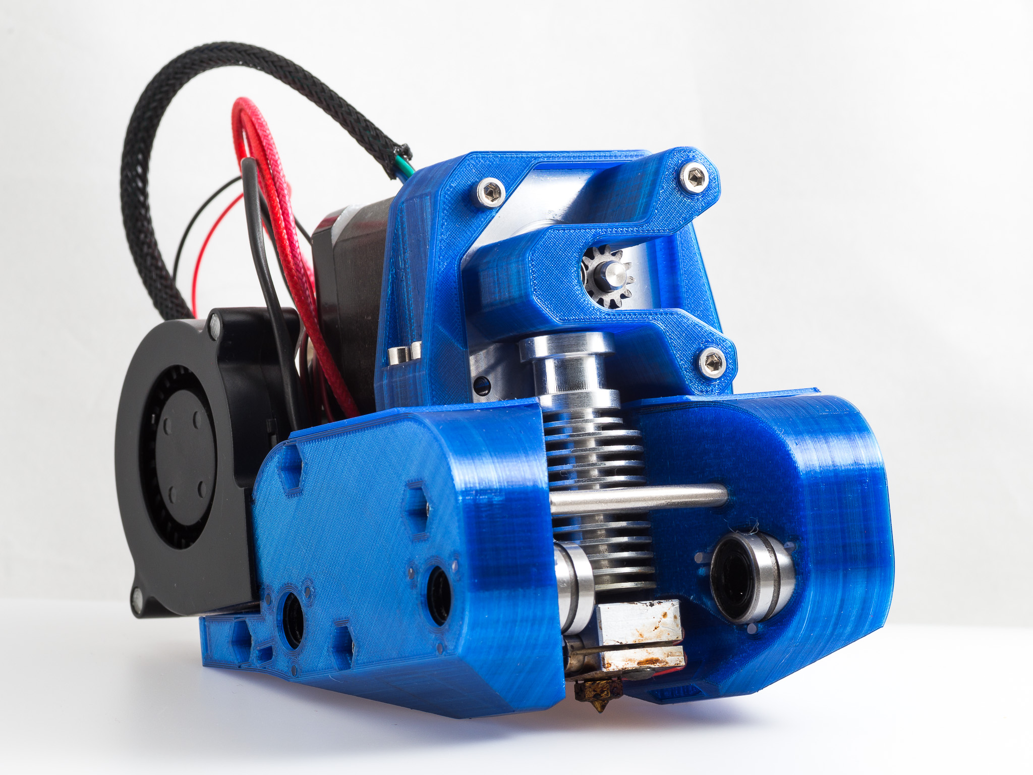 IMGP0351.jpg Download free STL file Extruder Mount (Printrbot Gear Head) • 3D printable design, WalterHsiao