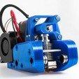 Télécharger modèle 3D gratuit Montage de l'extrudeuse (Printrbot Gear Head), WalterHsiao