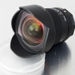 Télécharger objet 3D gratuit Capuchon d'objectif (pour Samyang 14mm f/2.8), WalterHsiao