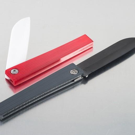 Télécharger objet 3D gratuit Poignée de couteau en céramique 2, WalterHsiao