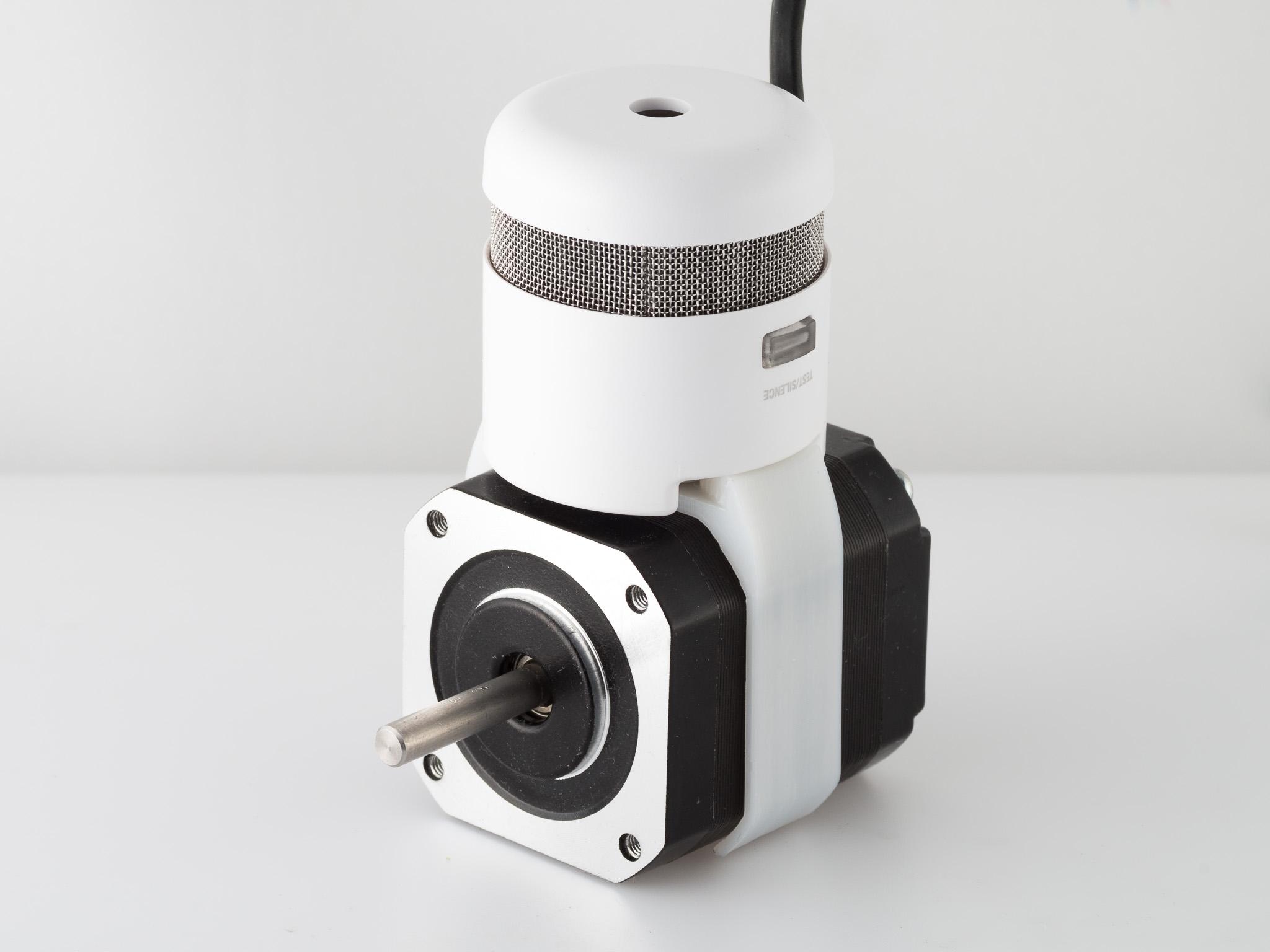 IMGP3047.jpg Télécharger fichier STL gratuit Plaques de montage pour détecteurs de fumée • Design imprimable en 3D, WalterHsiao