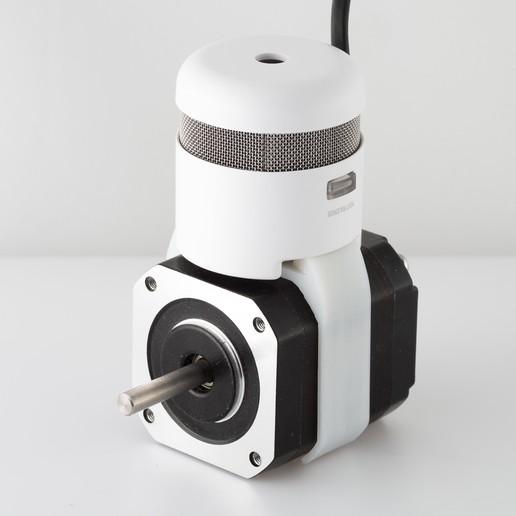 Télécharger STL gratuit Plaques de montage pour détecteurs de fumée, WalterHsiao