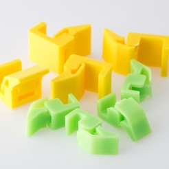 Descargar modelo 3D gratis Clip de Plataforma, WalterHsiao