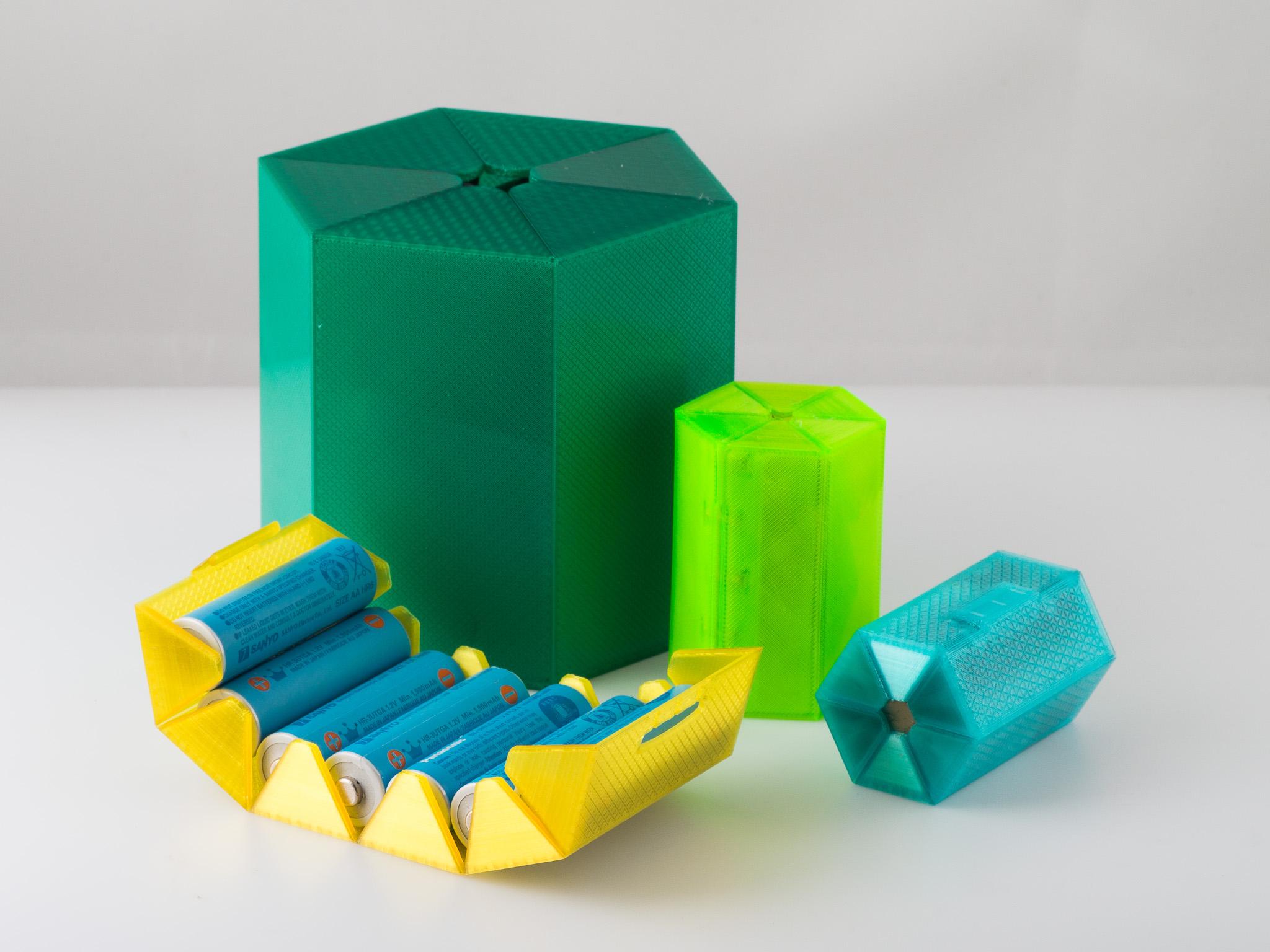 IMGP5565.jpg Download free STL file Roll Case • 3D printer model, WalterHsiao