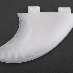 Télécharger objet 3D gratuit Palmes Quad Surfboard, WalterHsiao