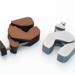 Descargar modelos 3D gratis Abrazadera pequeña, WalterHsiao