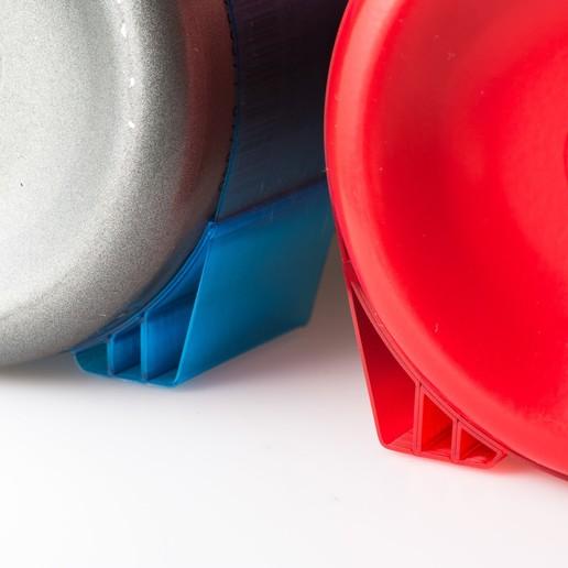 IMGP5611.jpg Download free STL file Liquid Fuel Bottle Feet • Template to 3D print, WalterHsiao