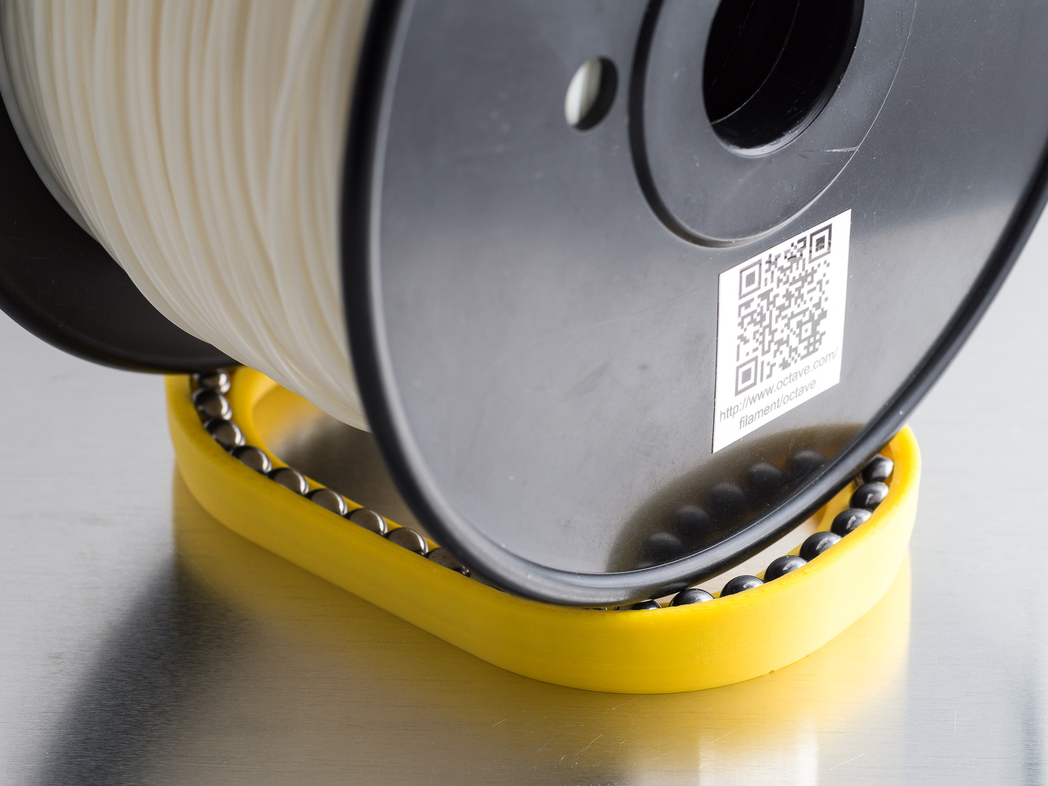 IMGP6687.jpg Download free STL file Filament Spool Holder • 3D printer template, WalterHsiao