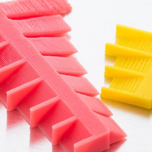 IMGP1542.jpg Download free SCAD file Overhang Test Print (Customizable) • 3D print template, WalterHsiao