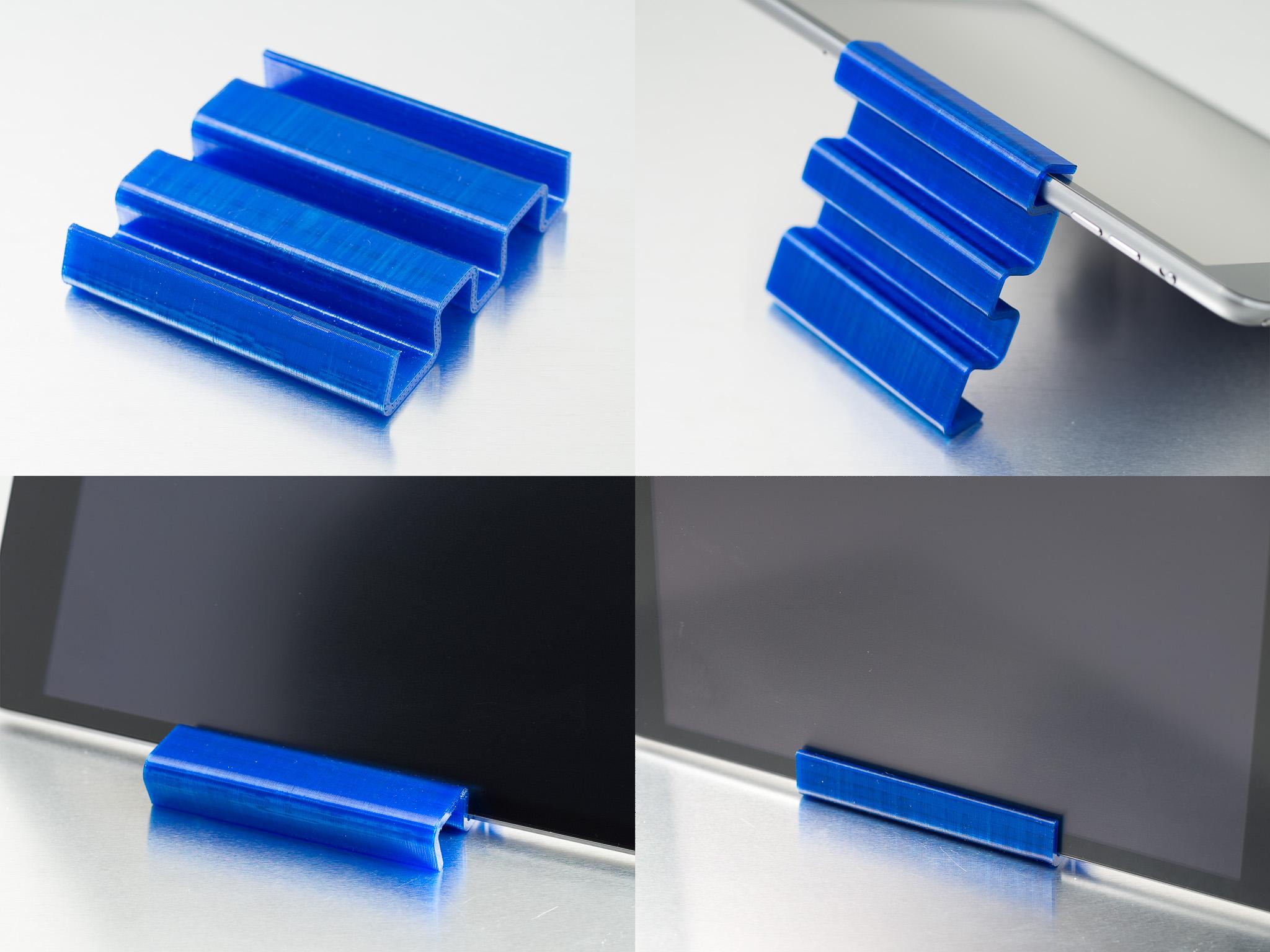 IMGP6709-Edit.jpg Télécharger fichier STL gratuit Support pour comprimés Squiggle • Plan imprimable en 3D, WalterHsiao