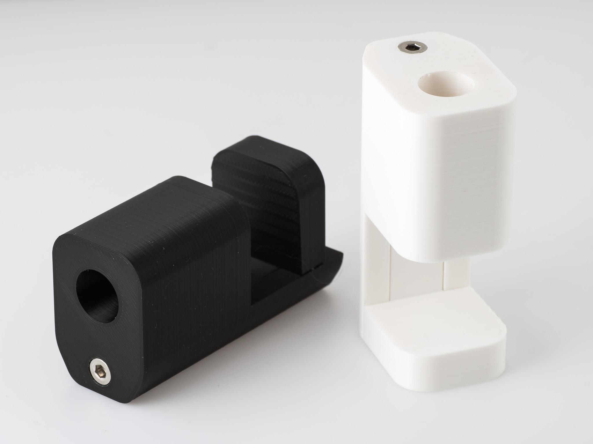 IMGP5594.jpg Télécharger fichier STL gratuit Support de lampe de bureau à pince • Design pour impression 3D, WalterHsiao