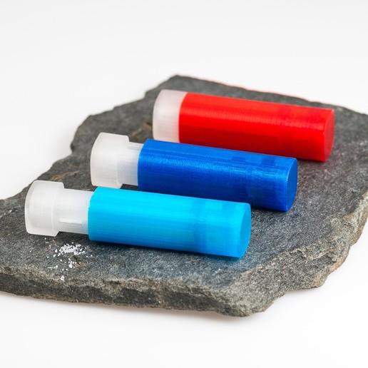 Download free 3D printer designs Portable Salt Shaker, WalterHsiao