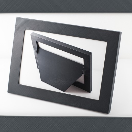Download free STL files 4x6 Photo Stack Frame, WalterHsiao