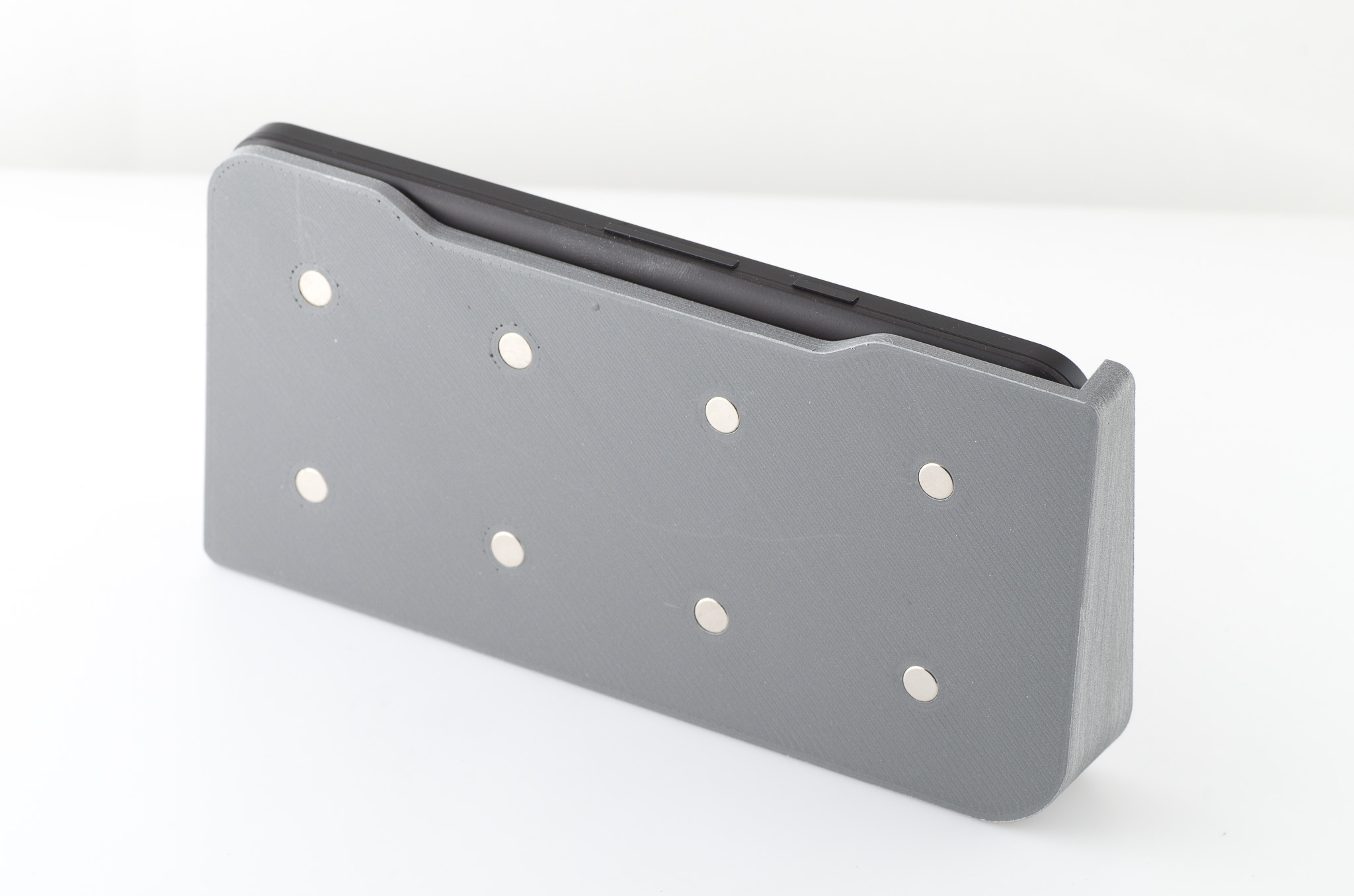 IMGP4959.jpg Download free STL file Phone Magnetic Mount • Design to 3D print, WalterHsiao