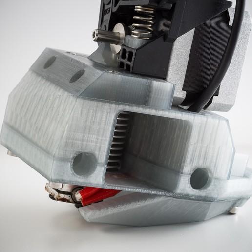 IMGP9617.jpg Télécharger fichier STL gratuit Monture basse pour grenouille poly (RigidBot E3D v6) • Design pour imprimante 3D, WalterHsiao