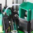 Télécharger fichier STL gratuit Quadstruder K7 v2 - Extrudeuse à double entraînement • Plan pour imprimante 3D, WalterHsiao