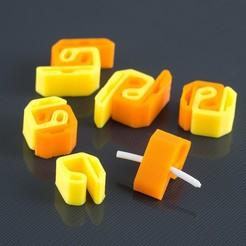 IMGP0268.jpg Télécharger fichier STL gratuit Clip de filament de 1,75 mm • Objet pour imprimante 3D, WalterHsiao