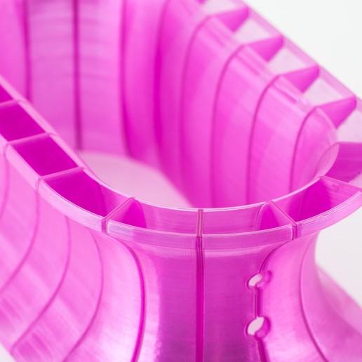 IMGP5643.jpg Download free STL file Paracord Vase Spool • 3D print model, WalterHsiao
