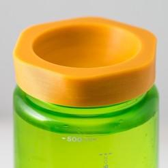 Télécharger fichier 3D gratuit Bouchon de bouteille d'eau, WalterHsiao
