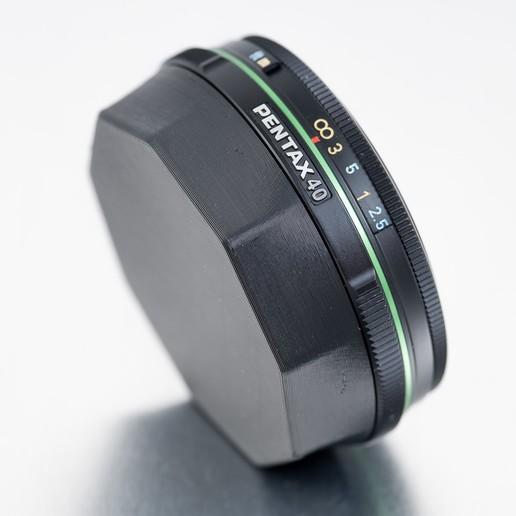 Download free 3D printing models Rear Lens Cap (Pentax K-Mount), WalterHsiao