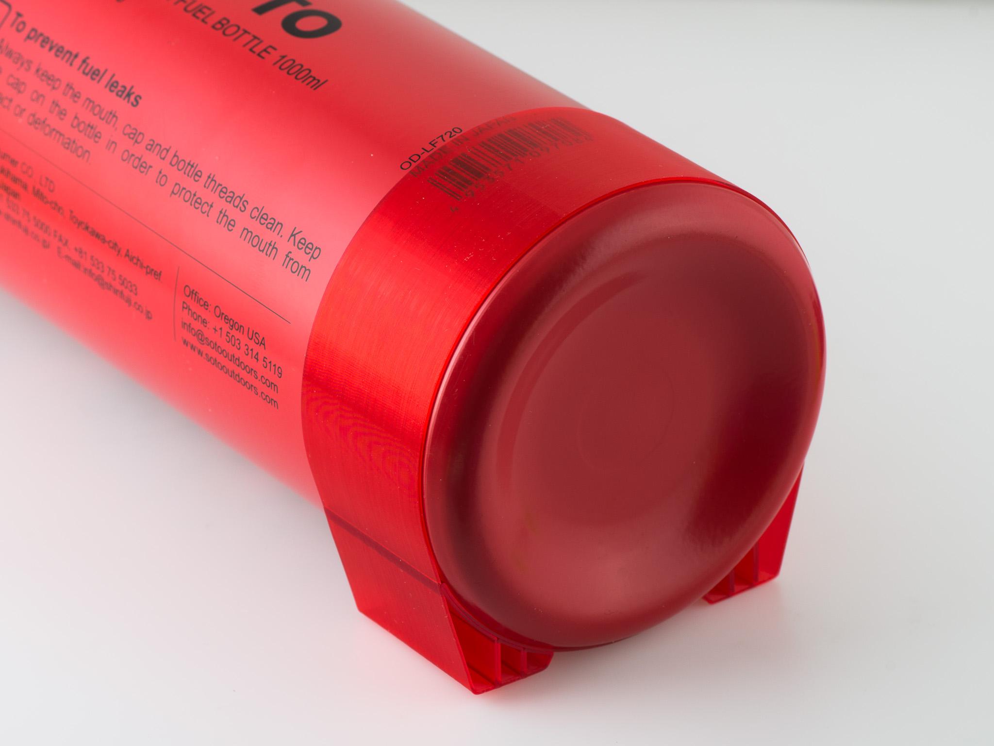 IMGP5606.jpg Download free STL file Liquid Fuel Bottle Feet • Template to 3D print, WalterHsiao