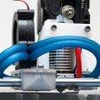 Download free 3D printer templates Nautilus Mount (RigidBot E3D v6), WalterHsiao