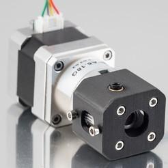 Descargar archivos 3D gratis Caja de engranajes de la extrusora (Bondtech), WalterHsiao