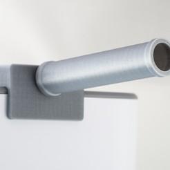 Download free 3D printing templates Tiko Hanging Spool Holder, WalterHsiao