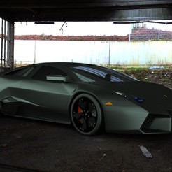 Descargar modelo 3D Lamborghini Reventon 2008 Modelo 3D, MetGraphics